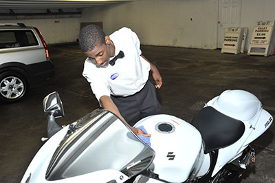 Motorcycle Washing and Motorcycle Detailing Services in Detroit