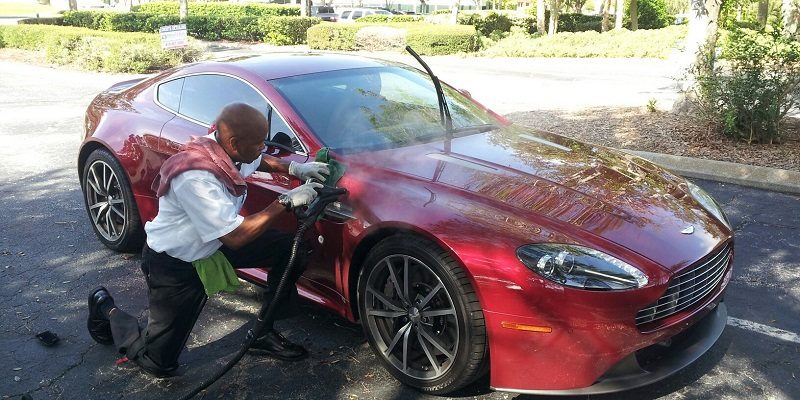 Professional Detailing Services in St. Pete, Florida