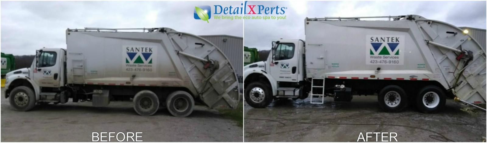 Best Truck Wash in Chattanooga by DetailXPerts