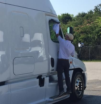 Unparalleled Truck Washing
