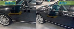 Complete Detailing Services in Detroit - Bentley