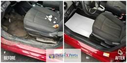 Driver Seat Detailing