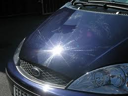 Car Wash Swirl Marks