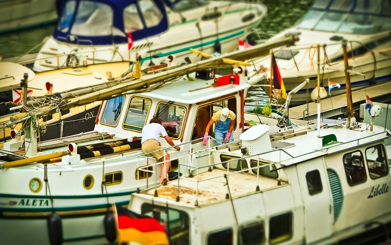 What Boat Cleaning Products to Use