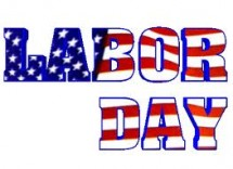 What is Labor Day to USA
