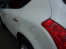 Paint Scratch Repair - NEW white car