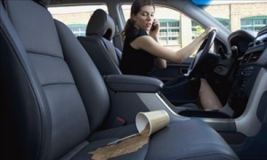 How to Remove Coffee Stains from Car's Interior
