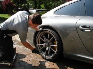 How to Detail Tires and Wheels