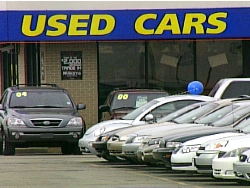 How to choose a secondhand car