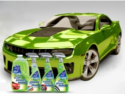 Top 5 environmentally-friendly cleaning products for your car