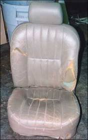 Automotive Upholstery How To Reupholster Car Seats