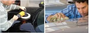 Electric Car Buffer vs Hand Waxing Your Car