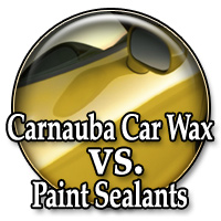 Carnauba Wax vs. Polymer Sealant