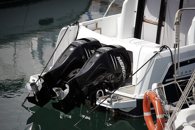 How to Clean Your Boat Engine
