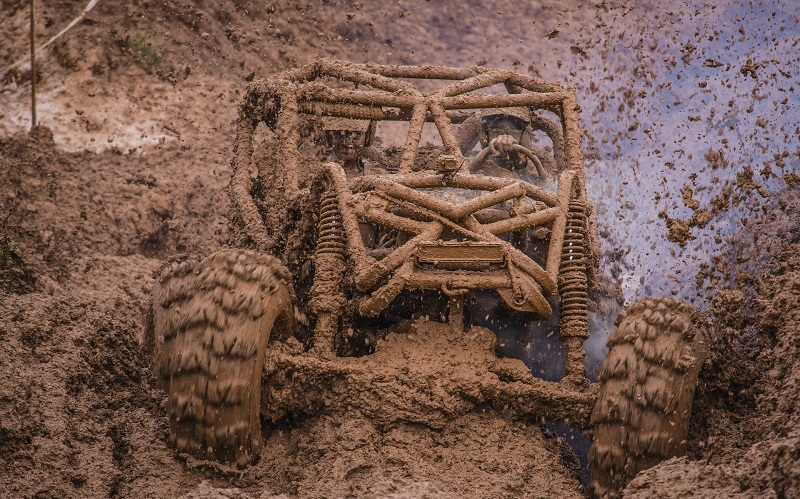 ATV Wash: How to Remove Mud Stains