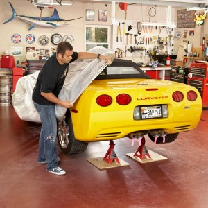 How to Prepare a Car for Storage
