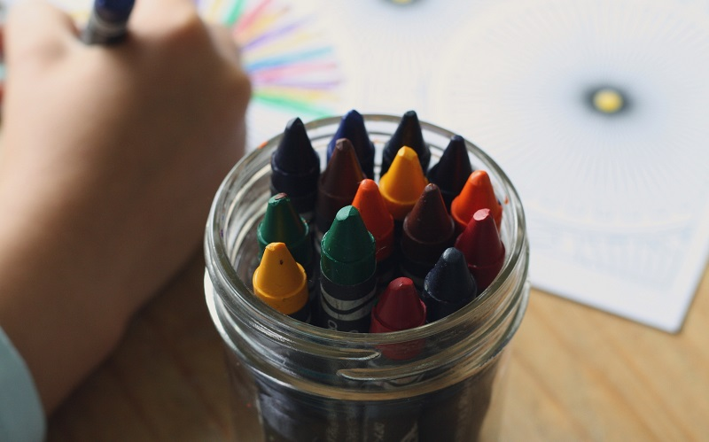 How to Remove Melted Crayon from a Cup Holder with Steam