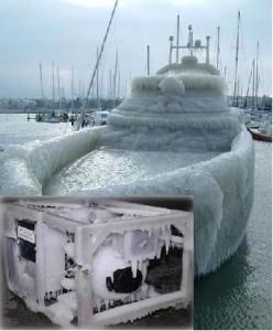 Winterizing Your Boat Engine