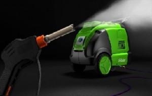 Car steam cleaning machine