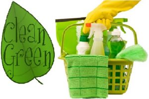 Going green with car cleaning products