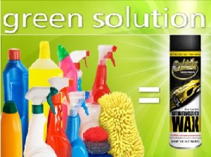 Top 10 Green Products for Car Cleaning