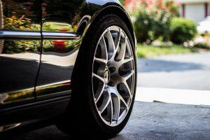 Homemade Tire Shine