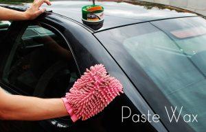 Spray Wax or Paste Wax