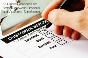 5 Business Amenities for Better Car Wash Revenue and Customer Satisfaction