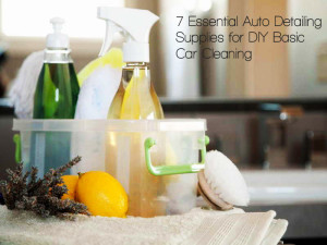 Things to know about basic car cleaning