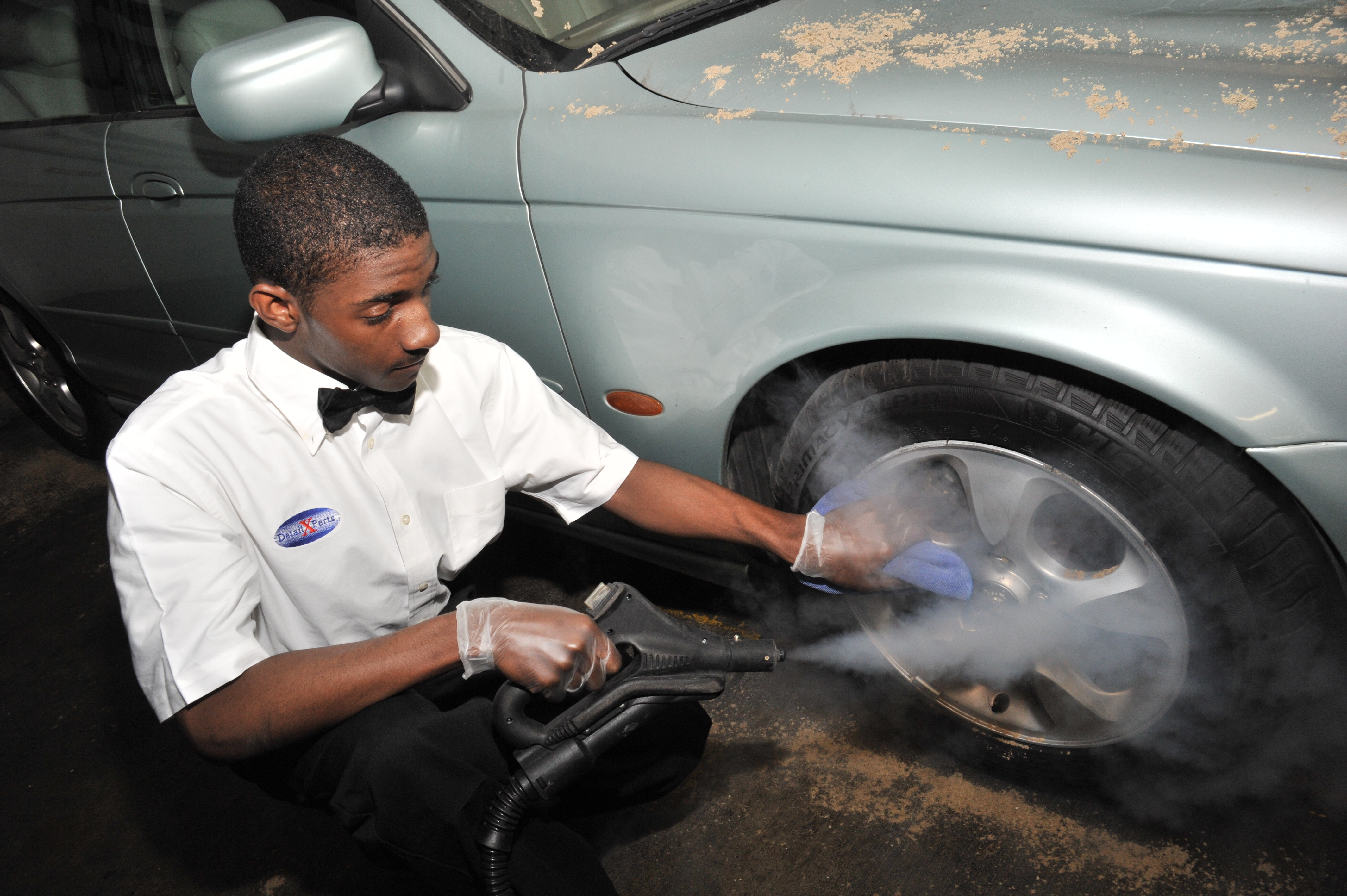 Steam clean your car exterior in 5 easy steps How to keep your car exterior clean