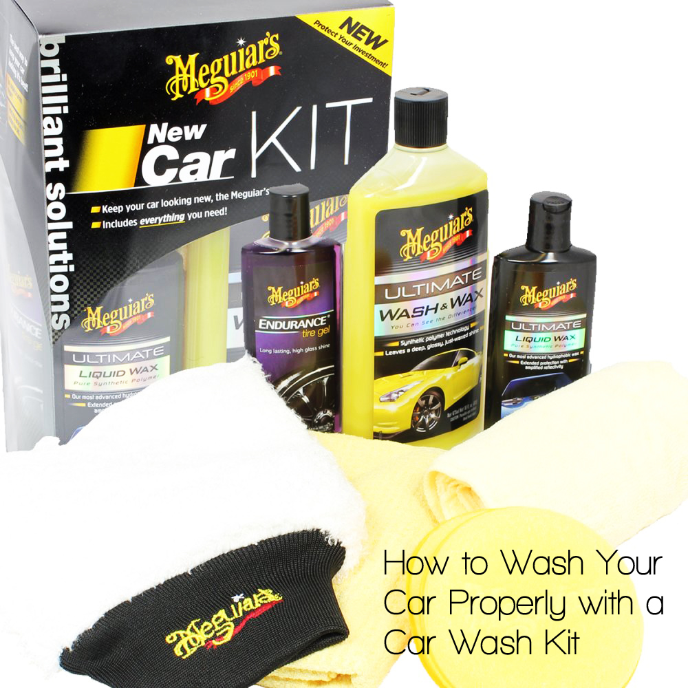 What Is The Best Car Wash Kit For You?