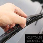 Rain X Windshield Repair Kit
