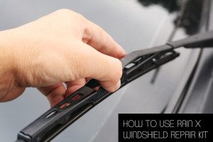 Rain X Windshield Repair Kit