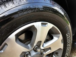 Homemade Tire Shine or Commercial Tire Shine - Which is better?