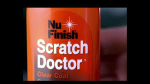 Nufinish Scratch Remover compared to Quixx Paint Scratch Remover