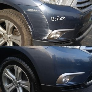 Fixing a Car Scratch Which Products Work Best