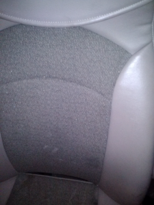 How to Clean Cloth Truck Seats