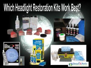 which headlight restoration kits work best detailxperts we bring the eco auto spa to you. Black Bedroom Furniture Sets. Home Design Ideas