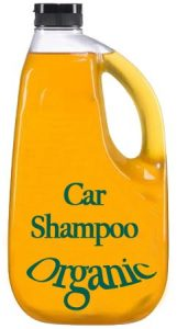 Organic Car Shampoo: What Is It Made Of?