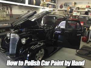 How to Polish Car Paint by Hand