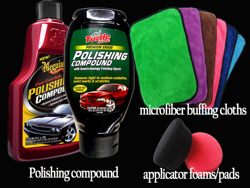 How To Polish Car Paint By Hand Detailxperts We Bring