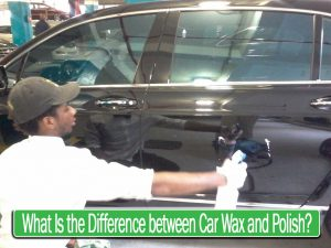 What Is the Difference between Car Wax and Polish