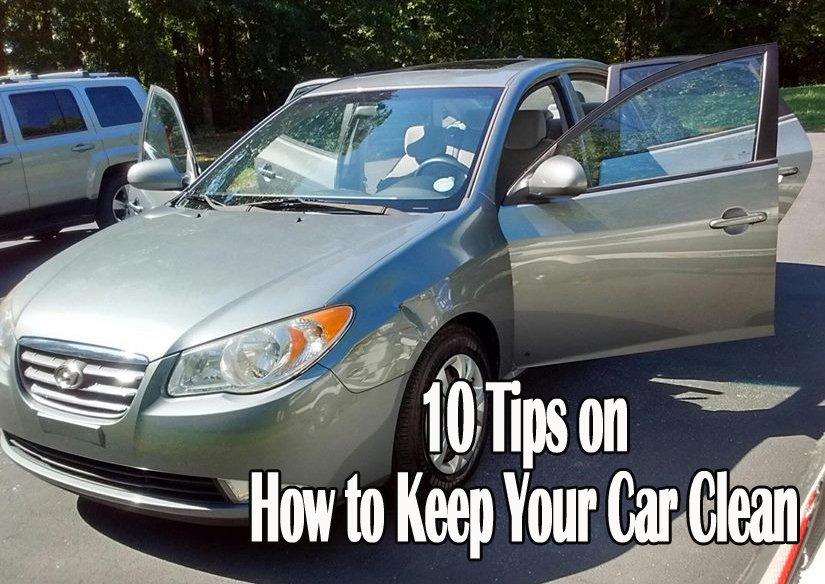 10 tips on how to keep your car clean detailxperts How to keep your car exterior clean