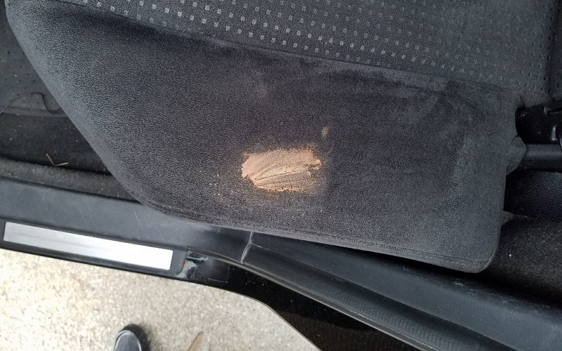 how to remove chocolate stains from car seat archives detailxperts we bring the eco auto spa. Black Bedroom Furniture Sets. Home Design Ideas
