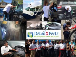 Eco Car Wash – Using Steam for Best Results