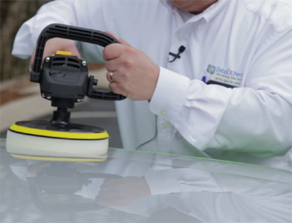 buffing a car in 10 steps