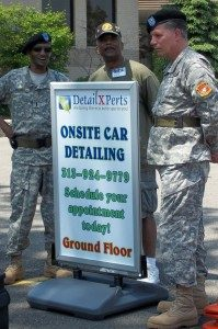DetailXPerts Franchisee Advantages Vets Country Club