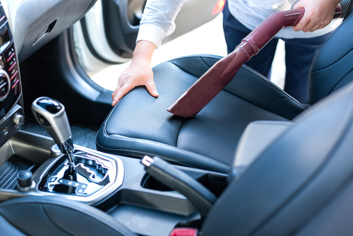 Interior Detailing and Upholstery Cleaning by DetailXPerts