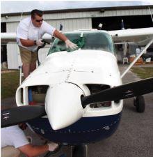 Aircraft Washing and Detailing Services