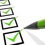 Detailing Checklist
